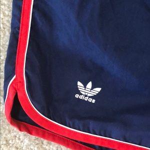 adidas Swim - Adidas vintage men's swim trunks size L